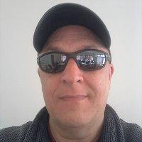 Me in a hat & sunglasses